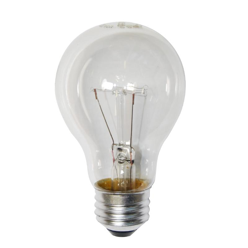60wt Inc Clear 120 Volt Bulb (96/cs)