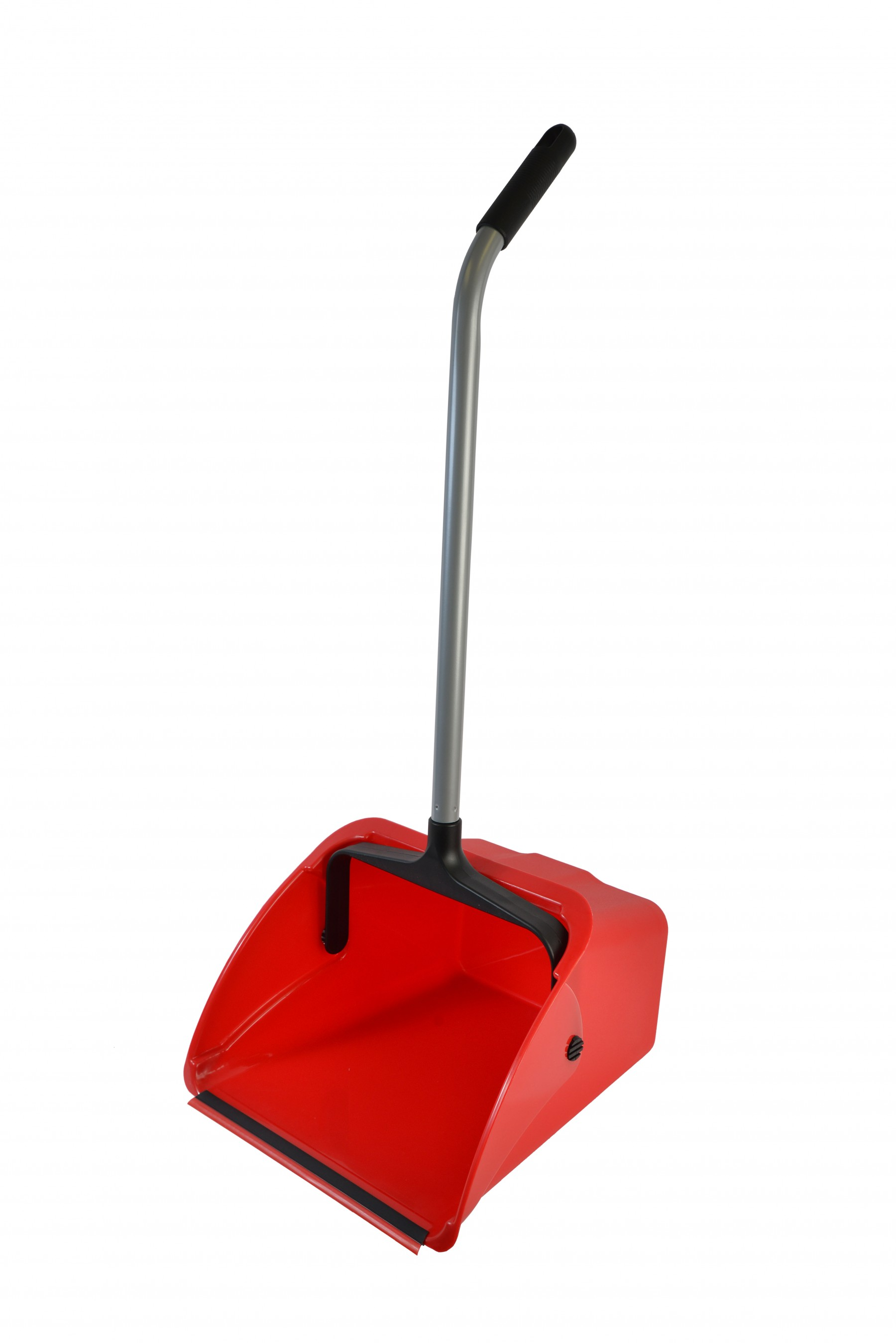Jumbo Dust Pan Red (1/ea)