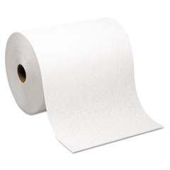 SofPull Roll Towel White 1000' (6/cs)