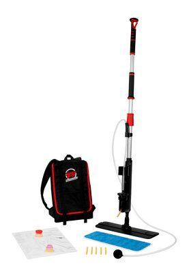 3M 2-in-1 Flat Mop & Backpack Finish Applicator Kit