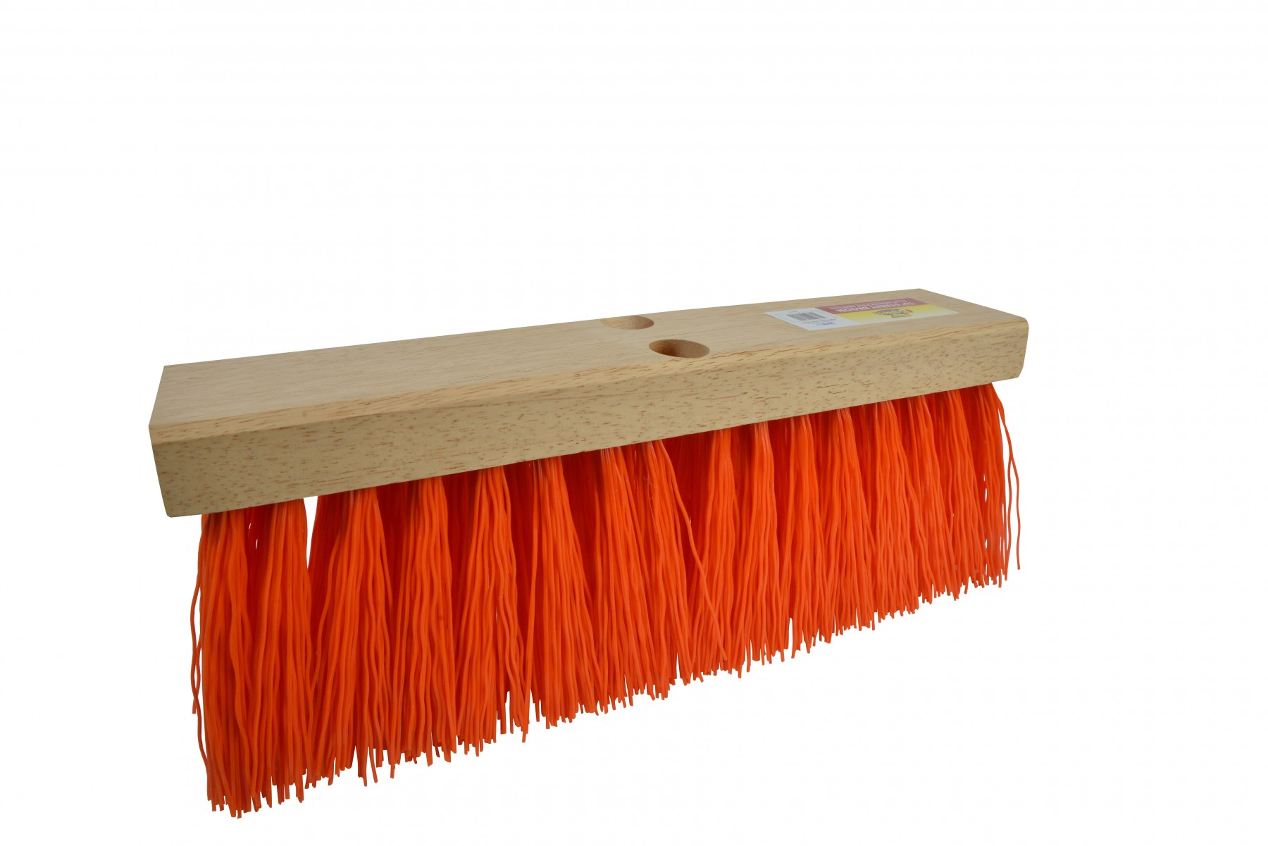 "16"" Orange Street Broom"