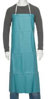 20 Mil Green Dishwashing Apron