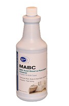MABC Mild Acid Bowl Cleaner & Rust Remover (12/cs)