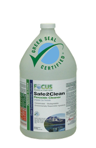 Safe 2 Clean Multi-surface Peroxide Cleaner (4/cs)