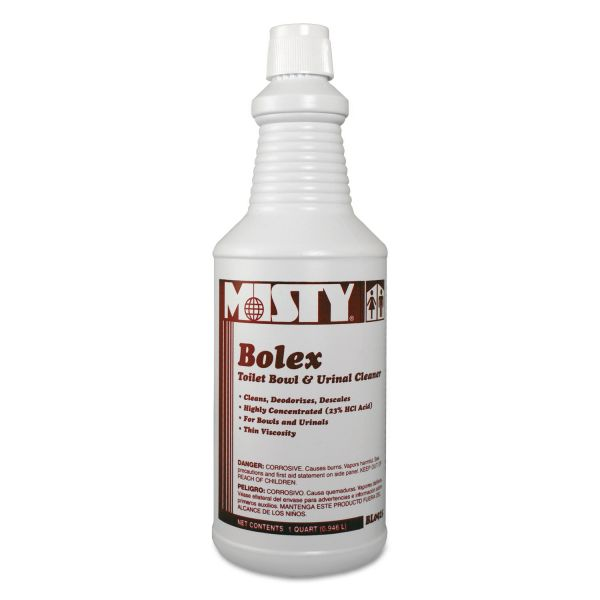 Bolex 23% Acid Bowl Cleaner 12/32oz (12/cs)