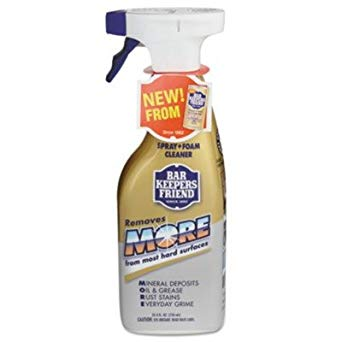 More Spray + Foam Cleaner 25.4 Oz (6/cs)