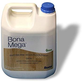Bona Mega Finish Satin 3/1 Gal (3/cs)