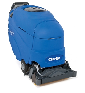 Clarke Clean Track L24 Carpet Extractor (1/ea)