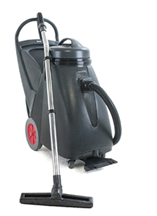 Summit Pro 18SQ Walk Behind Wet Dry Vacuum
