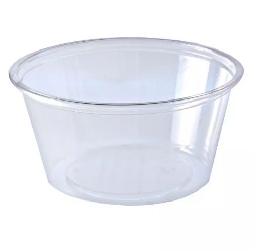 2 Oz Clear Portion Cup  (2500/cs)