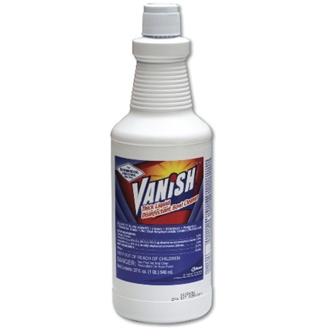 Vanish Nonacid Bowl Cleaner (12/cs)