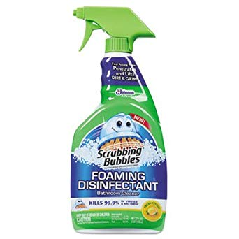Scrubbing Bubbles Bathroom Cleaner (12/cs)