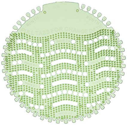 Wave Urinal Screen Cucumber (10/bx)