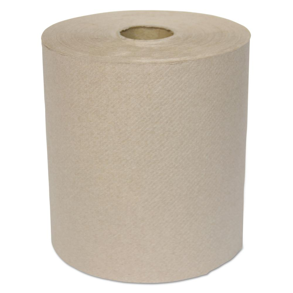 "10"" Kraft Roll Towel (6/cs)"