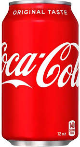 Coke Soda Can 12 oz. (24/cs)