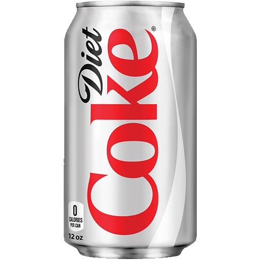 Diet Coke Soda Can 12 oz. (24/cs)