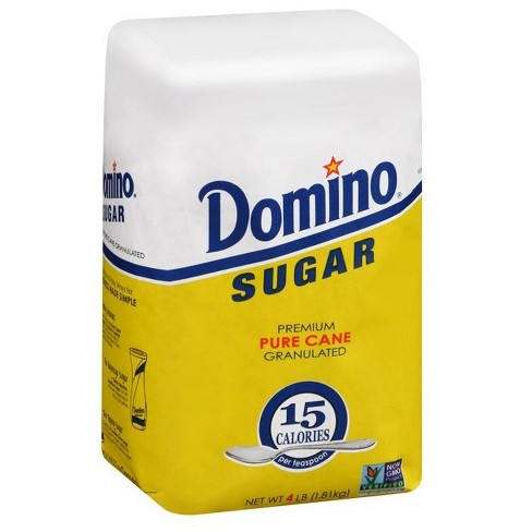 Domino Sugar 4 Lb. (10/cs)