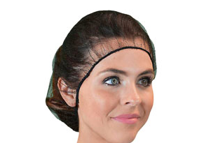 "21"" Nylon Hair Net (100/pk)"