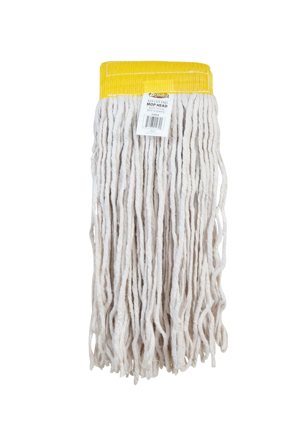 #24 4-ply Cotton Mop Head (12/cs)