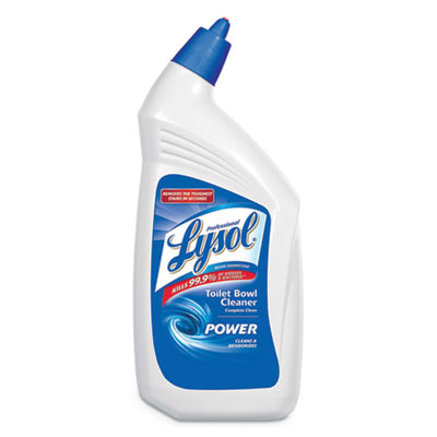 Disinfectant Toilet Bowl Cleaner (12/cs)