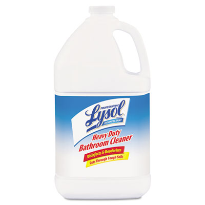 Lysol Disinfectant Bathroom Cleaner (4/cs)