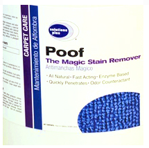 Poof Magic Carpet Stain  Remover (12/cs)