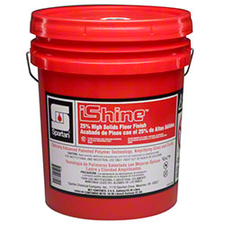 iShine 25% Solids Floor Finish 5 gal